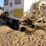 Unimog sand