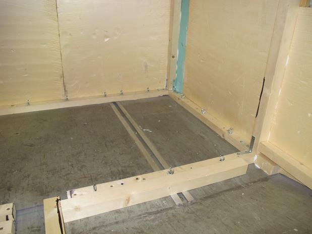Impianto idraulico - Rialzo per bagno ...