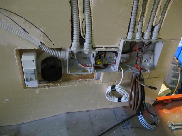 Impianto elettrico - Ricircolo aria casa ...