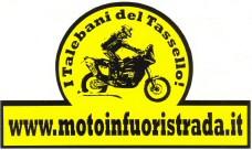MotoInFuoristrada Logo
