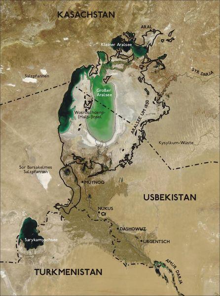 Lago Aral